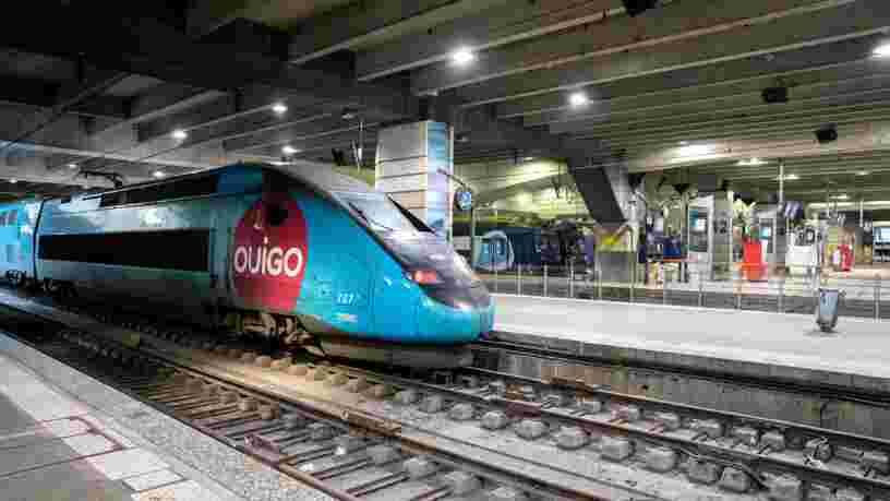 Trafic normal pour les trains le week-end de Pâques, indique la SNCF