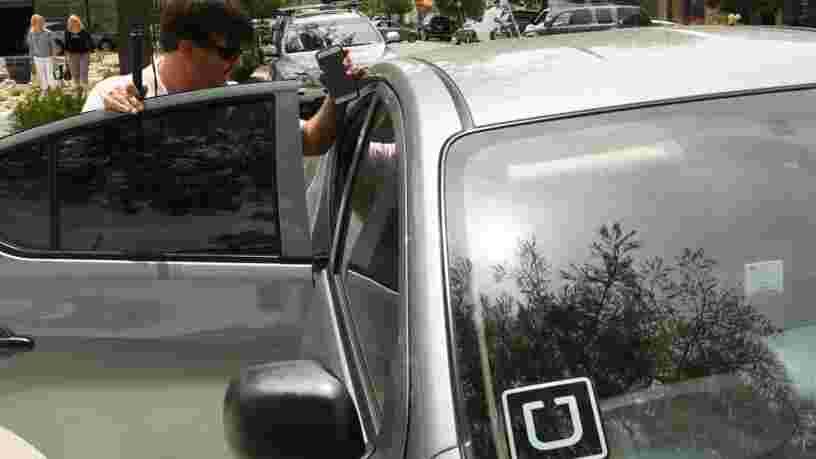 Uber condamné à verser 1,1M$ à une passagère aveugle américaine refusée 14 fois