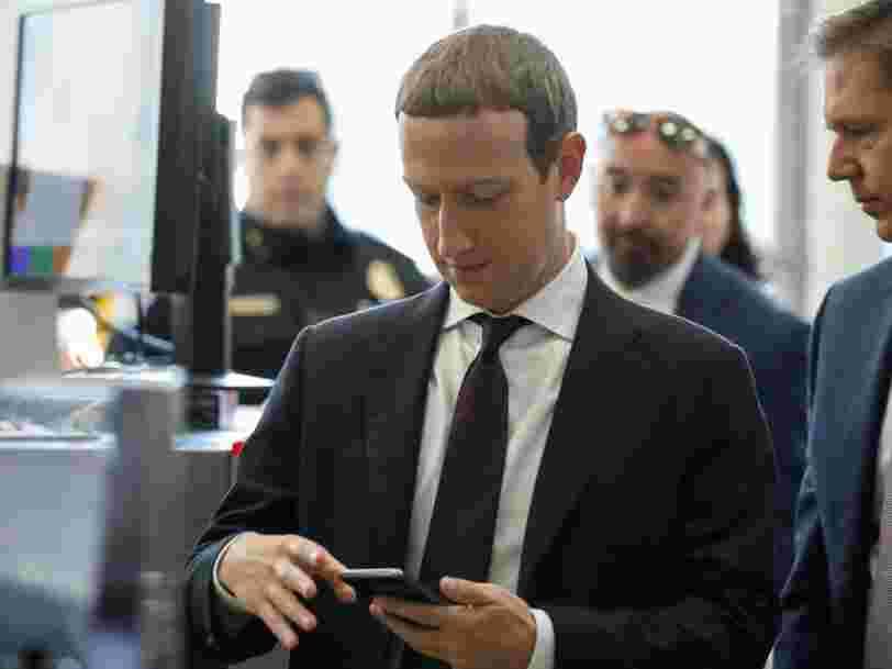 Fuite des données Facebook : voici comment savoir si votre numéro de téléphone a été publié