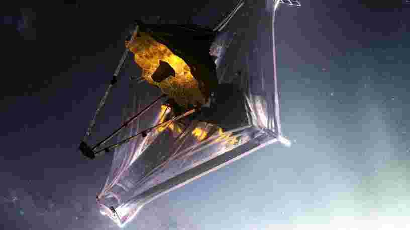 286 projets en un an : le programme chargé du nouveau télescope de la NASA