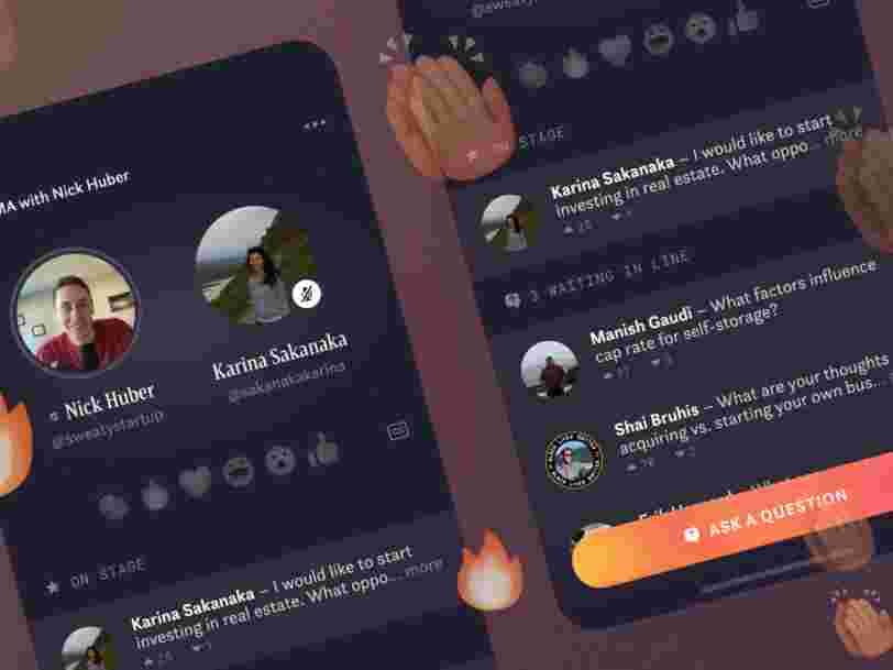 Facebook commence à tester Hotline, son concurrent de Clubhouse