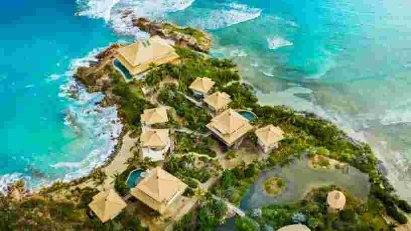 Visitez le domaine de Richard Branson dans les Caraïbes, à louer cet été pour 25 000 $ la nuit