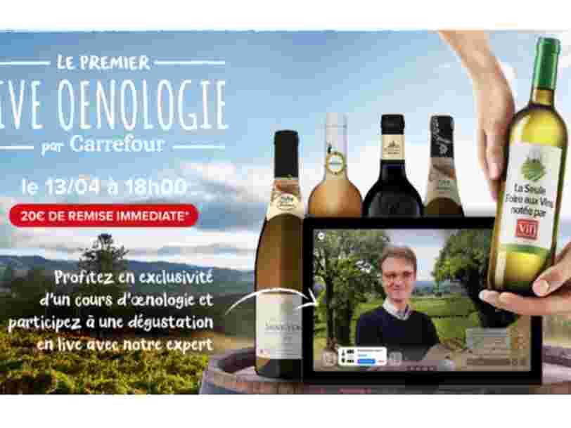 Carrefour, Fnac-Darty, Boulanger... Le live shopping, nouvelle arme pour pousser les clients à acheter