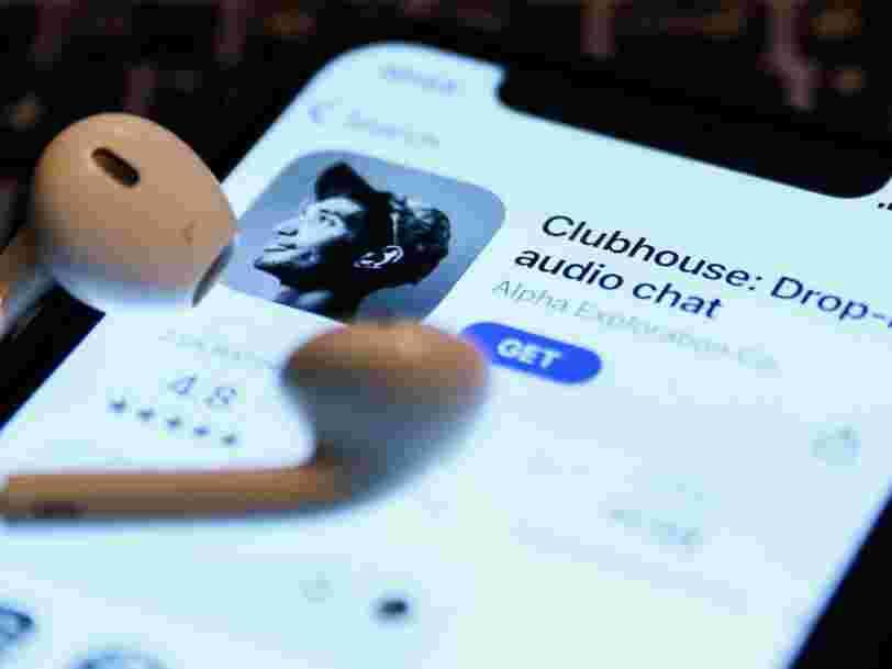 Les données personnelles de 1,3 million d'utilisateurs de Clubhouse auraient été divulguées en ligne