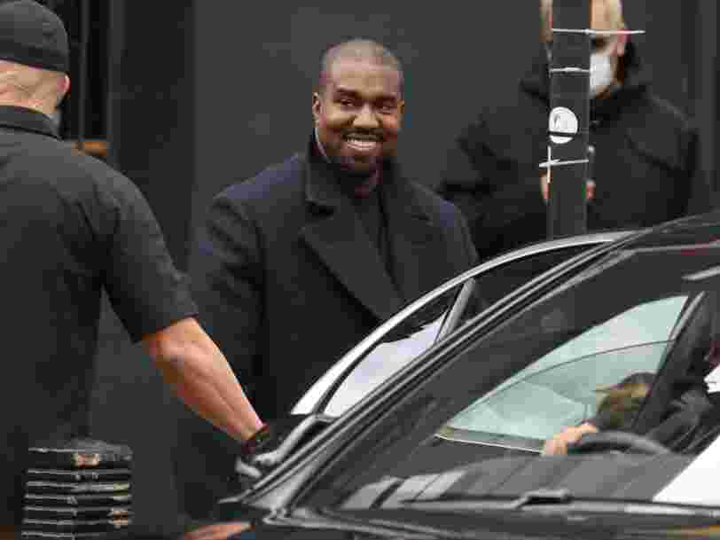 Une paire de baskets du rappeur Kanye West vaudrait plus de 1 M$, un record