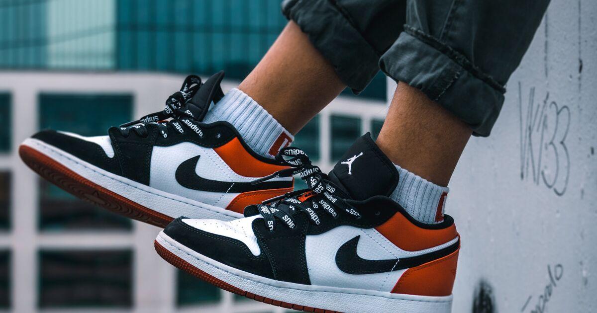 Nike va revendre des chaussures déjà portées mais remises en état