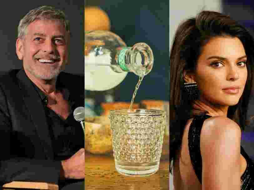 De George Clooney à Kendall Jenner, pourquoi les stars lancent toutes leur marque de tequila