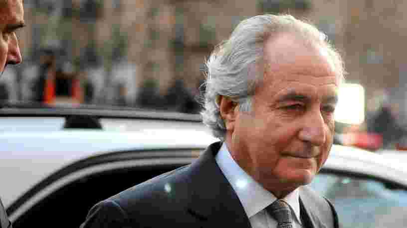 Bernard Madoff, auteur de la plus grande escroquerie financière américaine, est décédé