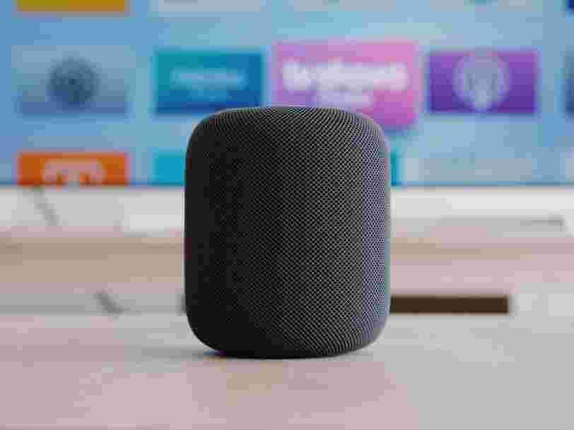 Apple pourrait sortir une Apple TV avec une enceinte HomePod et une caméra intégrées