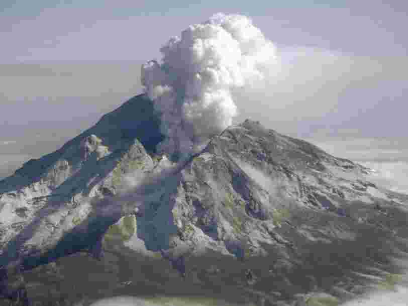 Les images satellite pourraient aider à prédire les éruptions volcaniques, selon une étude de la NASA
