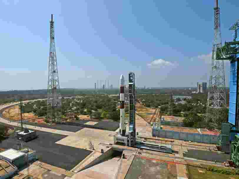 La France participera avec l'Inde au programme de vols spatiaux habités Gaganyaan