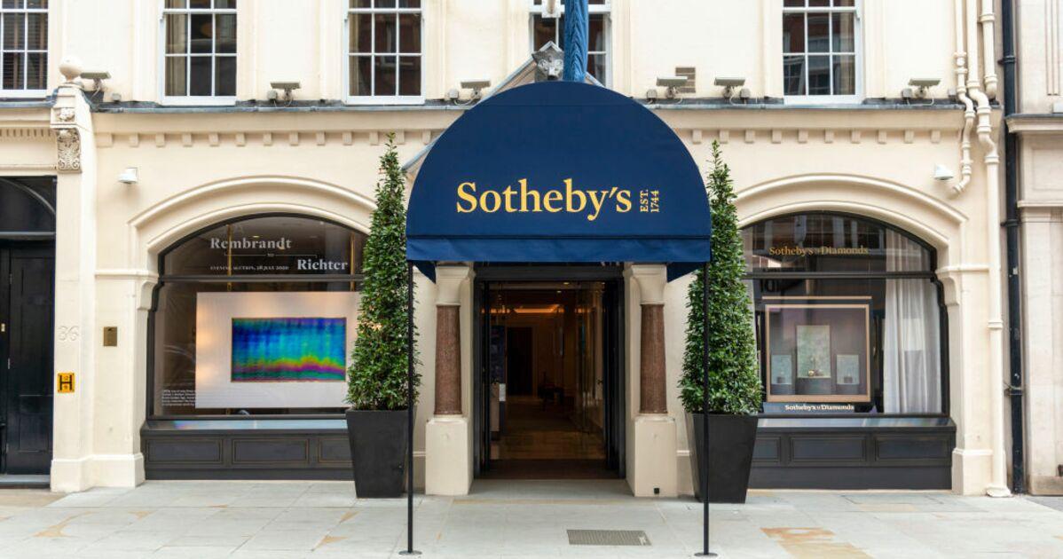 Sotheby's vend pour la première fois des oeuvres d'art numériques sous forme de NFT pour 16,8 M$