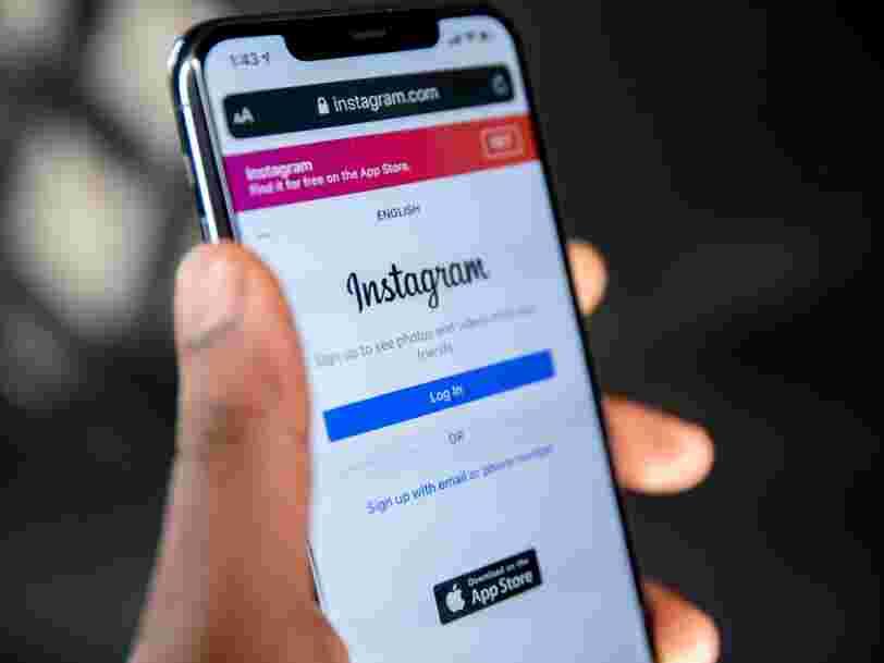 Instagram va tester la possibilité de masquer les 'likes' sur les publications