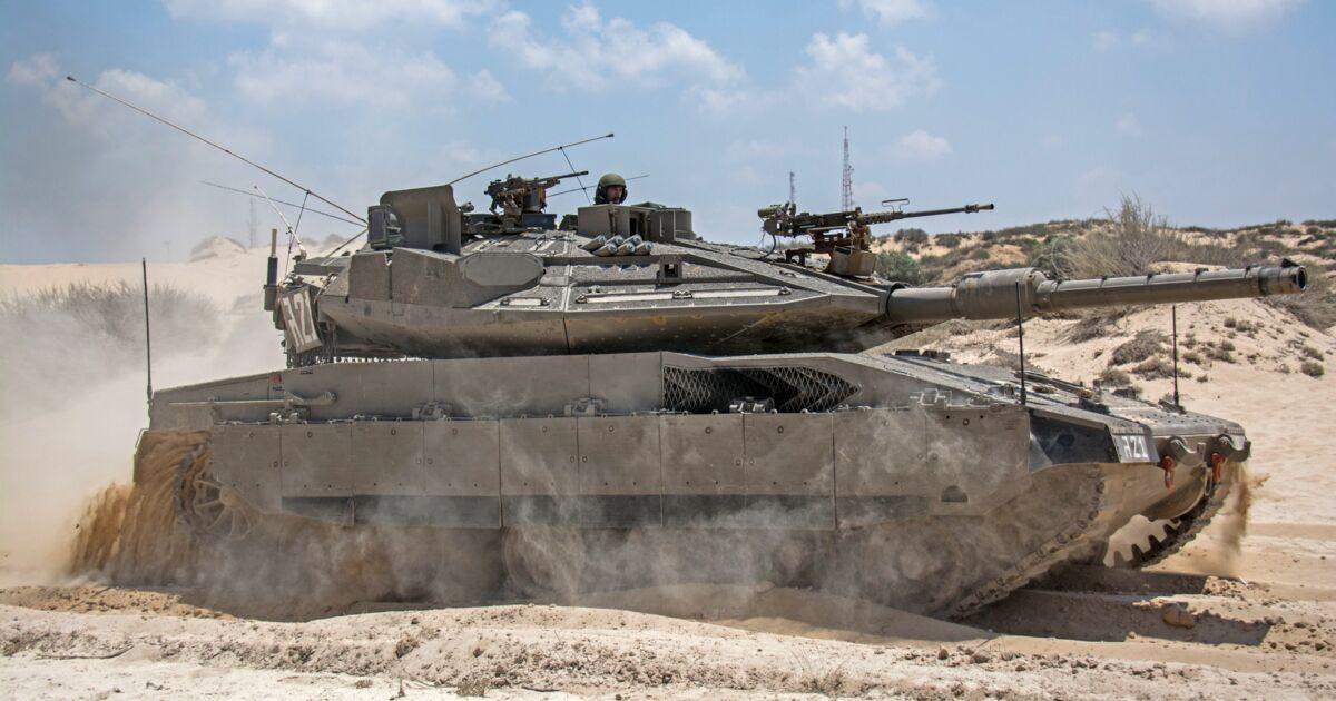 Laser anti-missile, fusil intelligent… 5 innovations technologiques portées par l'armée israélienne