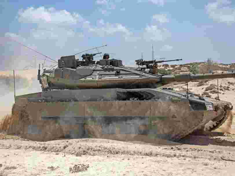 Laser anti-missile, fusil intelligent... 5 innovations technologiques portées par l'armée israélienne
