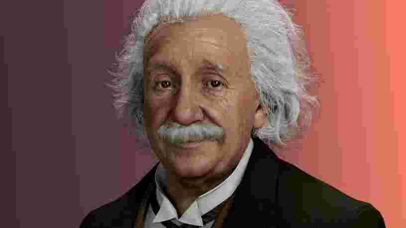 Vous pouvez désormais discuter avec Albert Einstein grâce à l'IA