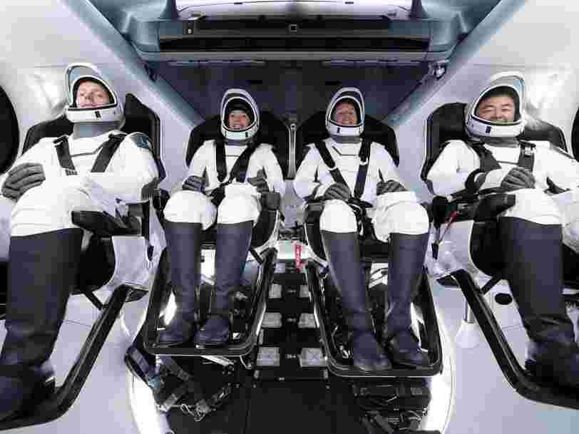 Ce qu'il faut savoir sur la deuxième mission de Thomas Pesquet dans l'espace
