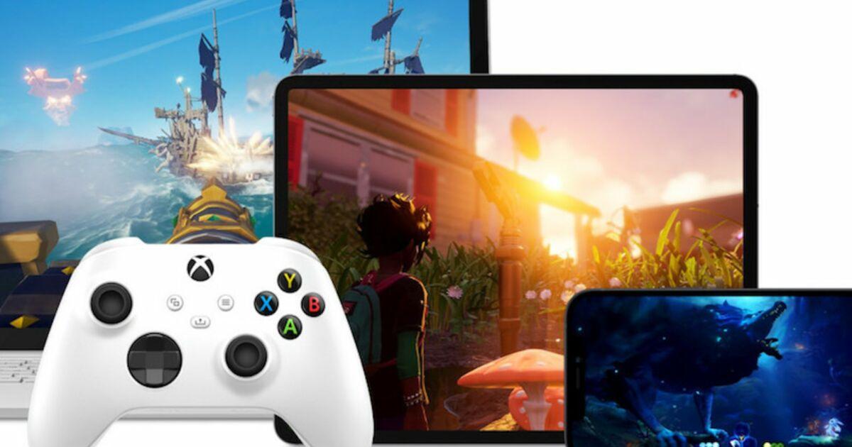 Microsoft lance le Xbox Game Pass dans le cloud sur iPhone, iPad et Windows, pour quelques chanceux
