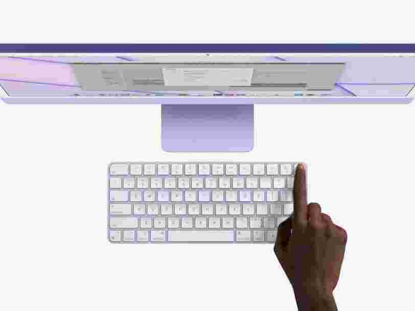 iMac colorés, nouvel iPad Pro, iPhone 12 mauve... Les nouveautés Apple à connaître