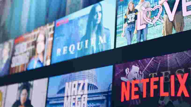 Netflix ralentit après avoir profité à plein de la pandémie pour gagner des abonnés