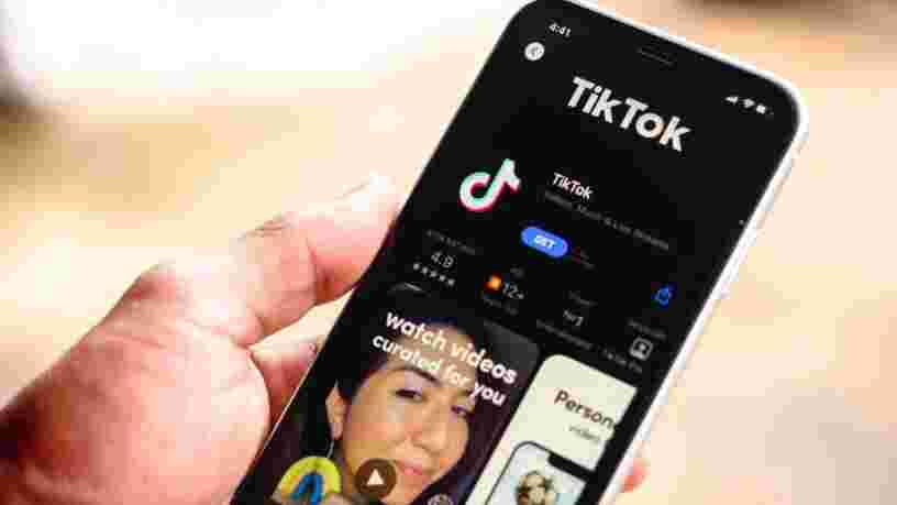 TikTok est accusé d'avoir collecté illégalement les données de millions d'enfants au Royaume-Uni