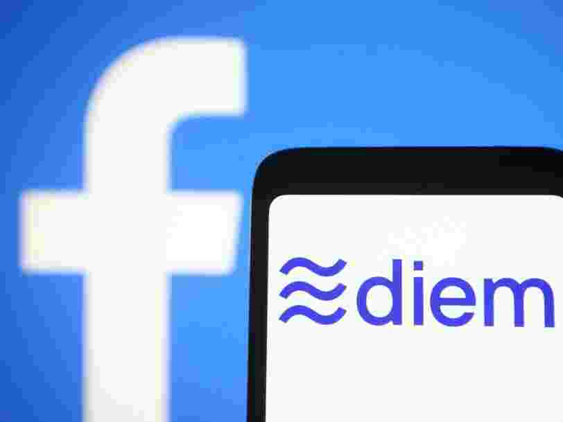 La monnaie numérique Diem, soutenue par Facebook, devrait être testée cette année