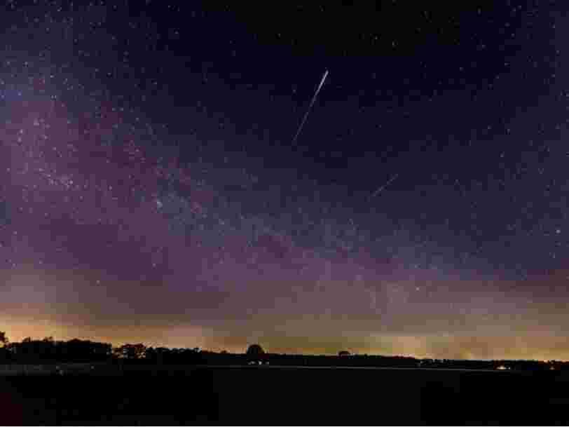 Comment voir à l'oeil nu la pluie d'étoiles filantes des Lyrides attendue cette nuit