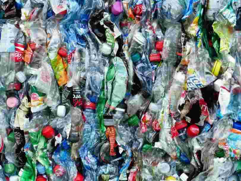 La France mauvais élève pour le recyclage des emballages plastiques et déchets ménagers
