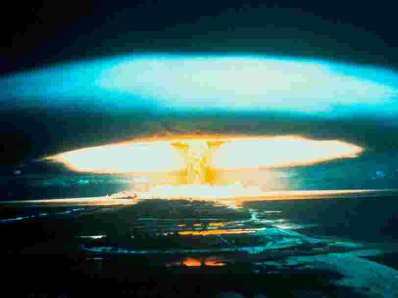 Le miel américain contient encore des traces radioactives des essais nucléaires effectués dans les années 1950
