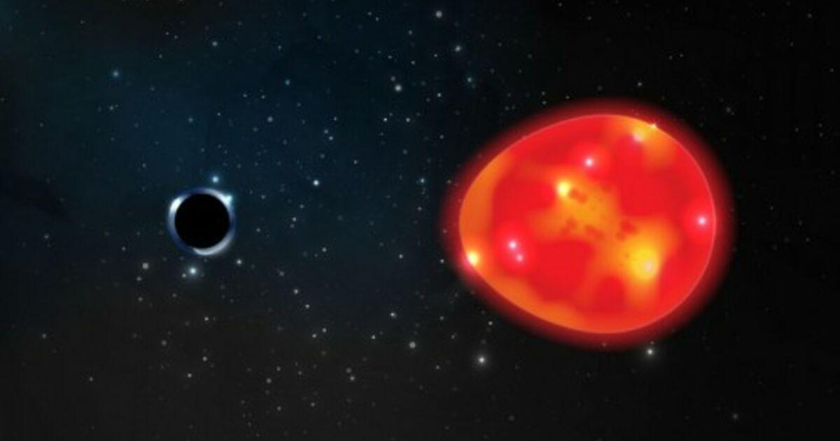 Ce trou noir serait le plus petit jamais identifié, mais aussi l'un des plus proches de la Terre