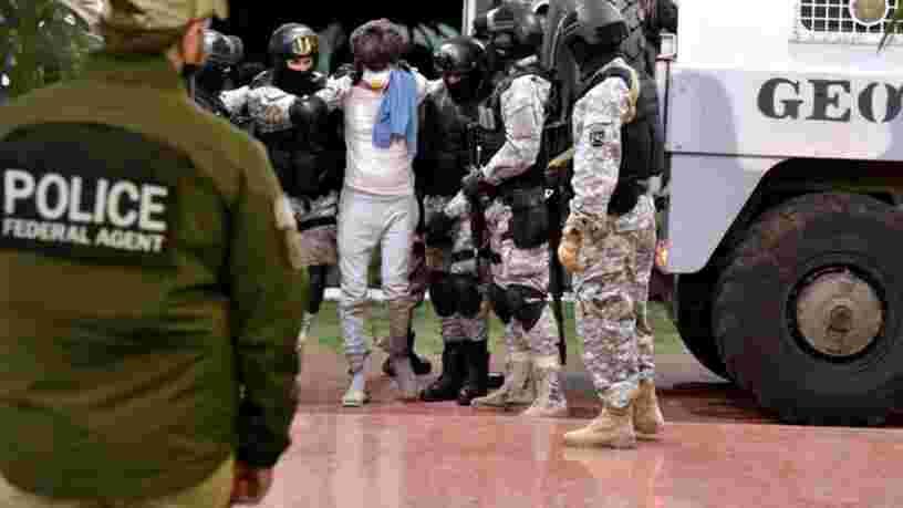 Au Mexique, un cartel blesse deux policiers avec une attaque de drone