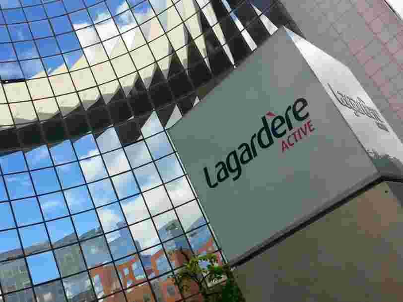 Arnaud Lagardère perdrait le contrôle absolu de son groupe s'il était bien transformé en société anonyme