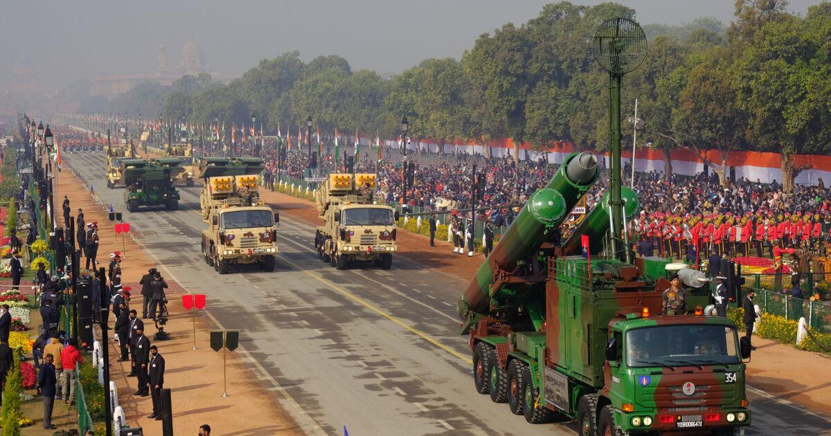 Drone solaire, missile anti-sous-marin… 5 innovations technologiques portées par l'armée indienne