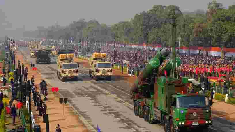 Drone solaire, missile anti-sous-marin... 5 innovations technologiques portées par l'armée indienne