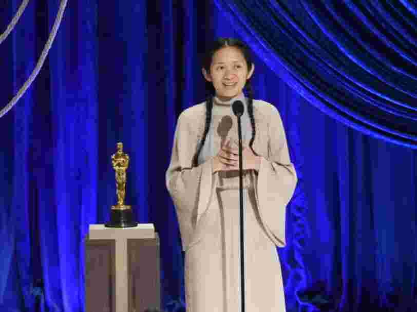 'Nomadland' domine le palmarès des Oscars 2021, voici tous les gagnants