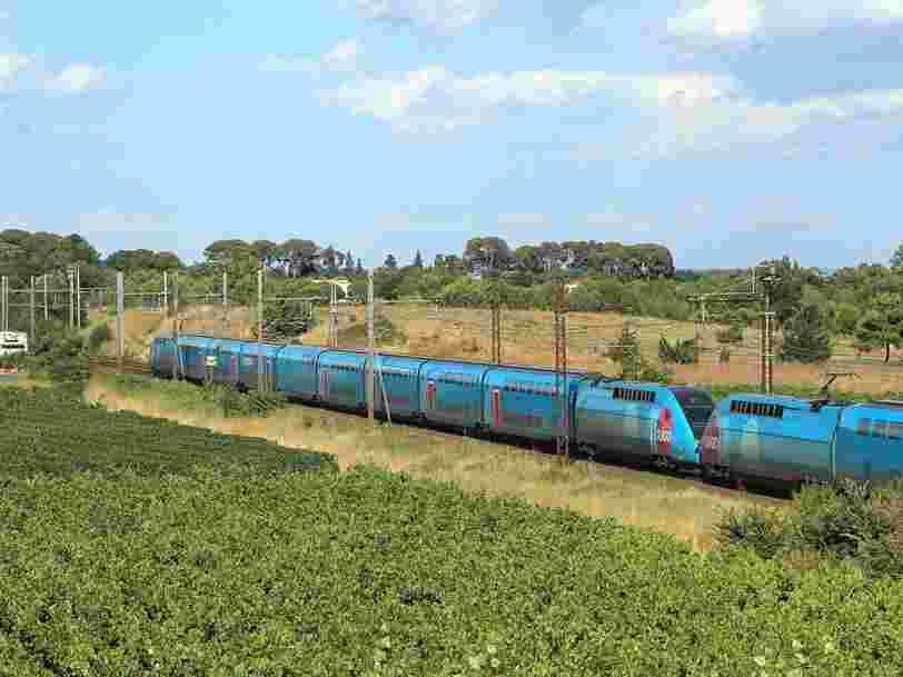 La SNCF va bientôt proposer des billets de train Ouigo pour l'Espagne à partir de 9€