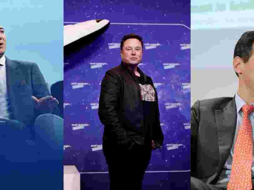 Voici les 7 grandes entreprises spatiales engagées dans la bataille des mégaconstellations de satellites