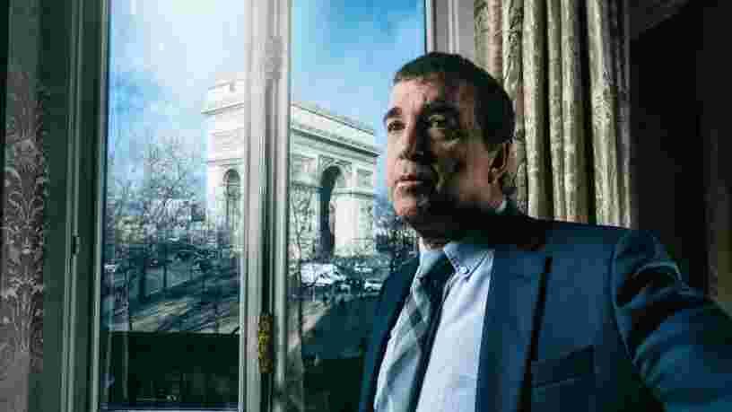 Arnaud Lagardère perd le contrôle absolu de son groupe, mais va rester PDG