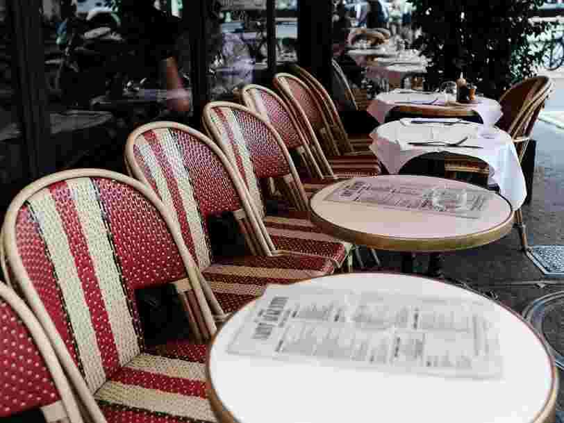 Réouverture des restaurants : les pistes à l'étude avant les annonces d'Emmanuel Macron