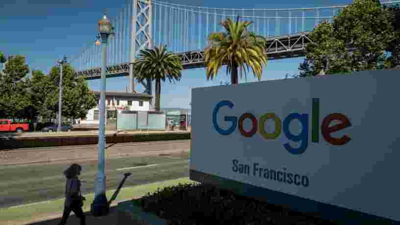 Alphabet, la maison-mère de Google, a presque triplé son bénéfice grâce à la pub et au cloud