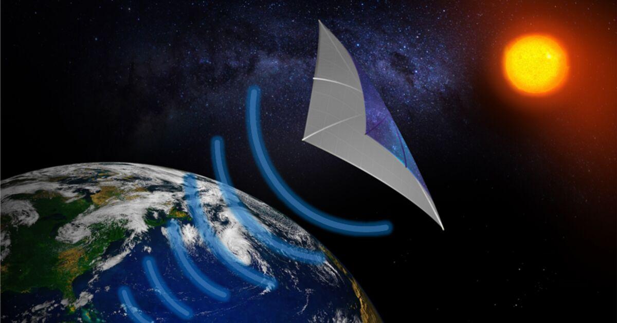 L'armée américaine veut placer des panneaux solaires dans l'espace pour alimenter ses bases en énergie