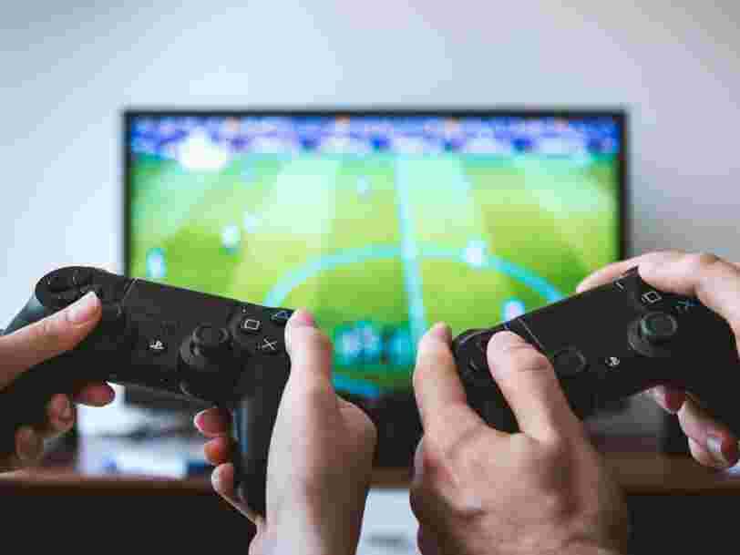 Le marché mondial du jeu vidéo pèse plus lourd que la musique et le cinéma cumulés, selon une étude