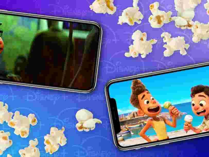 Des employés de Pixar sont frustrés de voir leurs films aller directement sur Disney+