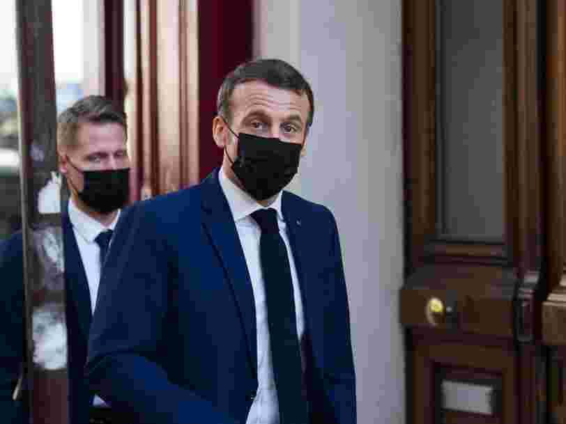 Emmanuel Macron dévoile les 4 étapes du plan de déconfinement