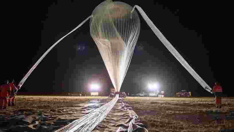 Comment les ballons scientifiques anticipent les futurs voyages dans l'espace