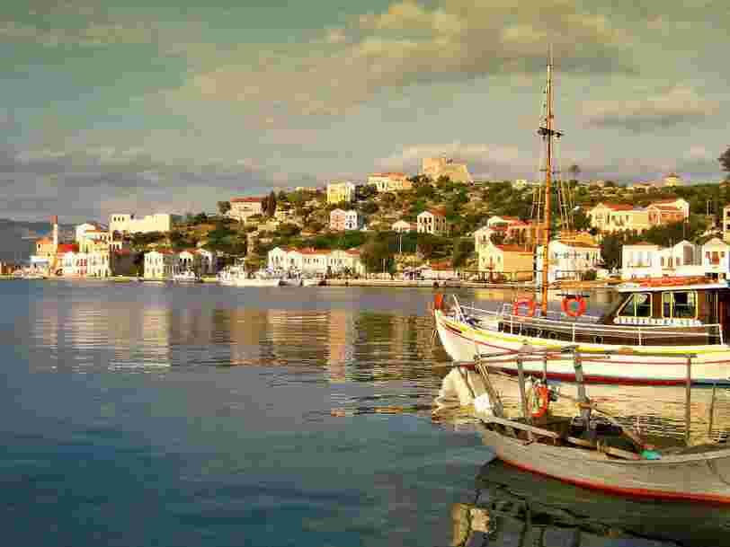 La Grèce abrite des îles 'sans Covid' — voici les plus belles à visiter