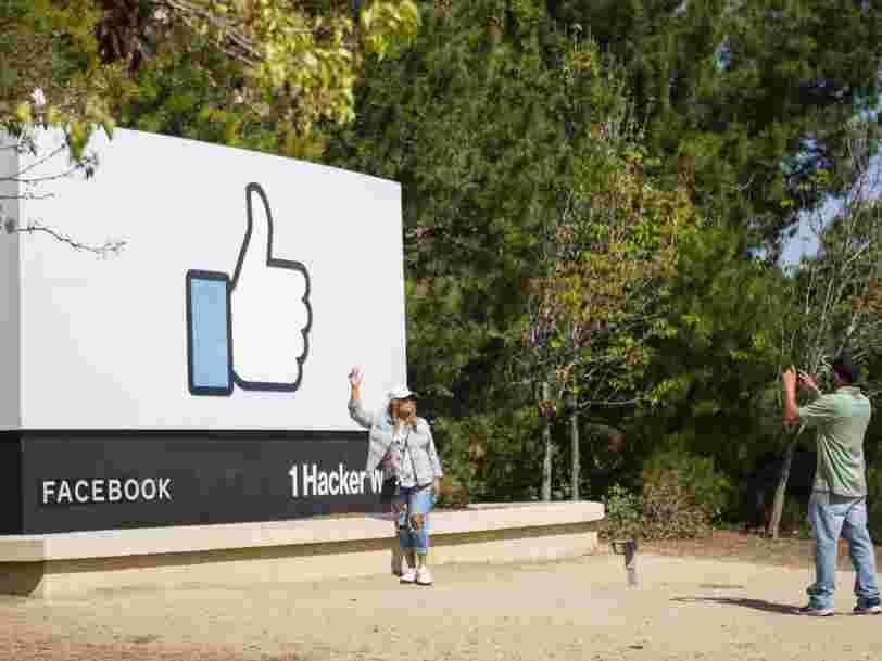 La pandémie renforce Facebook, qui a doublé son bénéfice en un an