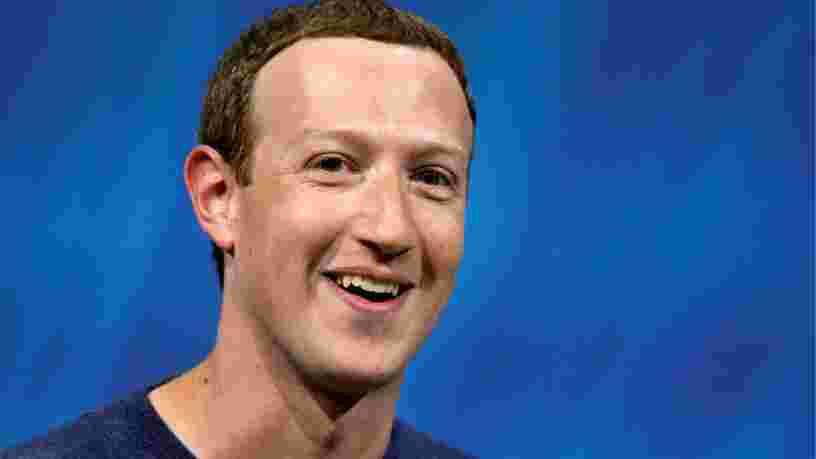 Ce jour où Mark Zuckerberg s'est enduit de crème solaire pour échapper à un paparazzi