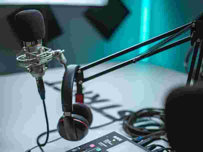 Apple, Facebook, Amazon... Les géants de la tech à la conquête de l'industrie du podcast