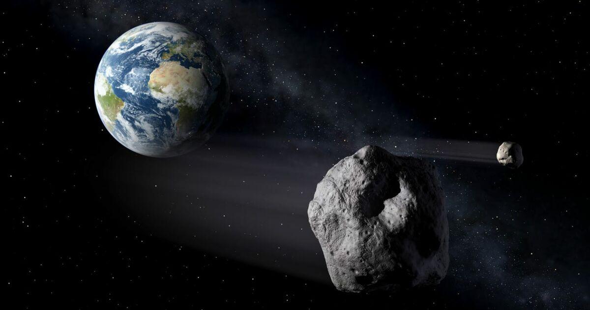 Nous sommes incapables d'empêcher un astéroïde de percuter la Terre, selon une simulation de la NASA